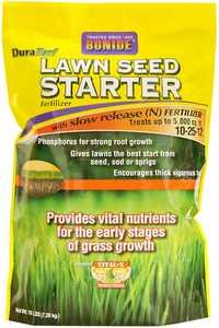 Bonide BP60454 Lawn Seed Starter Fertilizer 5k Sq Ft