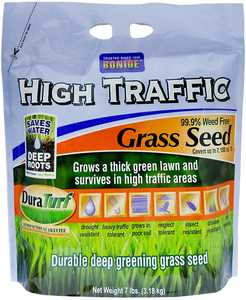 Bonide BP60284 High Traffic Grass Seed 7lb