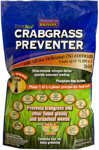 Bonide 60415 Crabgrass Preventer (Phase 1) 15k Sq Ft