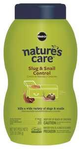 Miracle-Gro MR0757110 Natures Care Slug & Snail Control 1.25lb