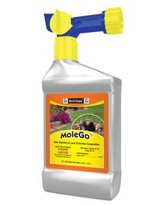 Ferti-Lome FE10318 MoleGo Mole Repellent & Lawn Protection Composition 32 oz