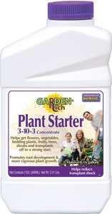 Bonide BP161 Plant Starter Solution Concentrate 32 oz
