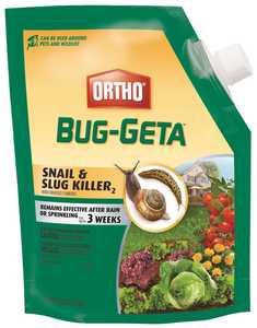 Ortho OR0474510 Bug-GETA Snail & Slug Killer 2lb