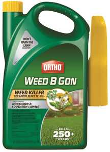 Ortho OR0193710 Ortho Weed B Gon Lawn Weed Killer Ready To Use Trigger 1 Gal