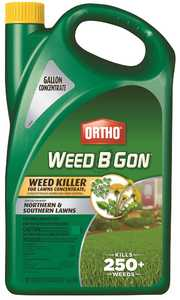 Ortho OR0430005 Weed B Gon Weed Killer For Lawns Concentrate 1 Gal