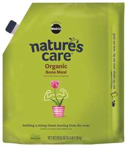 Scotts Miracle-Gro MR100125 Natures Care Organic Bone Meal 3 Lbs