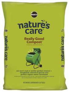 Scotts Miracle-Gro MR70951120 Natures Care Really Good Compost 1cf
