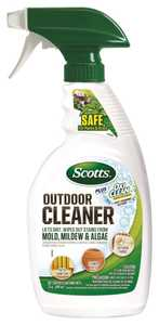 Scotts OR51080 Outdoor Cleaner Plus Oxiclean™ Ready To Use Quart