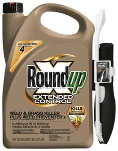 Monsanto MS5235056 RoundUp Extended Control Weed And Grass Killer Ready To Use Wand 1.33 Gal