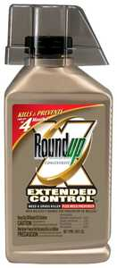 Monsanto MS5720010 Roundup Extended Control Concentrate 16 Oz