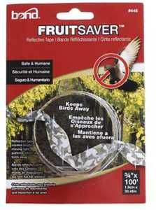Bond 446 Holographic Fruit Saver Tape 3/4 In X100 Ft
