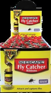 Bonide BP46126 Revenge Fly Catchers 100pk