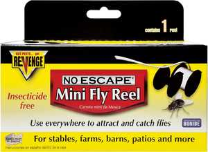 Bonide BP46130 Revenge Mini Fly Reel Kit