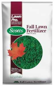 Scotts 57905 Lawn Pro Fall Fertilizer 5m