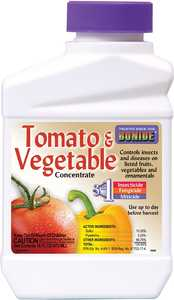 Bonide BP6885 Tomato & Vegetable 3 in 1 Concentrate 16 oz