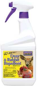 Bonide BP230 Go Away™ Deer And Rabbit Repellent Ready To Use 32 oz