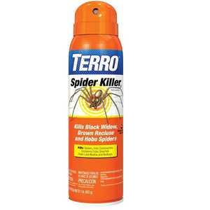 Terro T2302-6 Spider Killer III Aerosol 1 Lbs