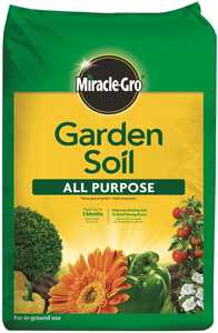 GENERIC CHEMICAL MR75052430 Miracle-Gro Garden Soil All Purpose 2 Cu. Ft.