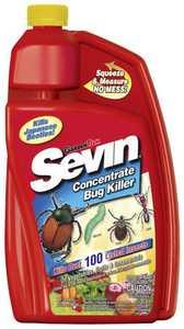 GardenTech S7101 Sevin Bug Killer Concentrate Qt