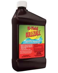 Hi-Yield FH33700 Killzall Aquatic Herbicide 32 Oz