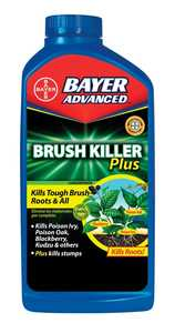 Bayer Advanced BY704640B Brush Killer Plus Concentrate 32 oz