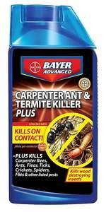 Bayer Advanced 700130A 32-Fl. Oz. Carpenter Ant And Termite Killer Plus