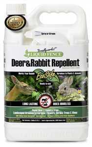 Liquid Fence 109 Liquid Fence Deer And Rabbit Rtu 1 Gal
