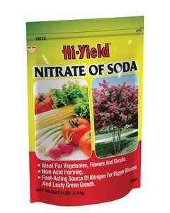 Hi-Yield FH33365 Nitrate Of Soda 16-0-0 4 Lbs