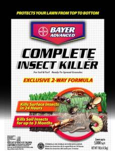 Bayer Advanced 700288A Complete Insect Killer 10-Lb