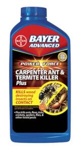 Bayer Advanced 700130A Carpenter Ant & Termite Plus 32 oz