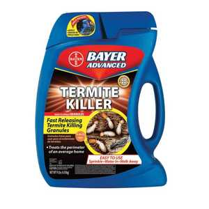 Bayer Advanced 700350A 9-Pound Termite Killer Granules
