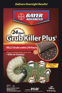 Bayer Advanced 700740S 10-Pound 24 Hour Grub Killer Plus