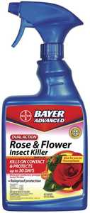 Bayer Advanced 502570B Bayer Rose/Flower Rtu 24 oz