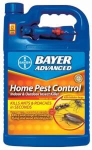 Bayer Advanced 502795A Bayer Home Pest Control 1-Gallon