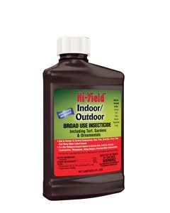 Hi-Yield FH32008 Indoor/Outdoor Broad Use Insecticide 8 Oz