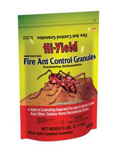 Hi-Yield FH32222 Imported Fire Ant Control Granules 5 Lbs