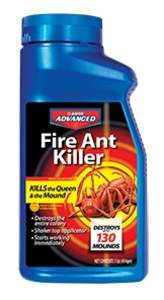 Bayer Advanced BY502832Q 1-Pound Fire Ant Killer
