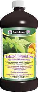 Ferti-Lome 10625 Chelated Liquid Iron Pt