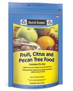 Ferti-Lome 10820 Pecan And Fruit Tree Food 4lb