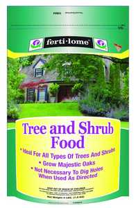 Ferti-Lome 10864 Tree & Shrub Food 4lb