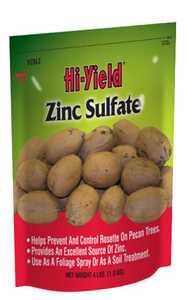 Hi-Yield 21624 American Zinc Sulphate 4lb