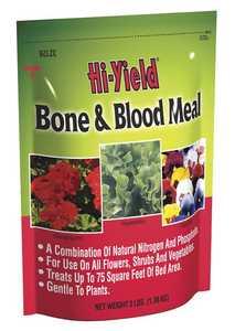Hi-Yield 32126 Bone & Blood Meal 3lb
