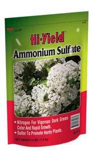 Hi-Yield 32177 Ammonium Sulphate 4lb