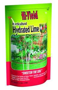 Hi-Yield 33362 Horticultural Hydrated Lime 2lb