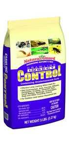 Natural Guard 40254 Crawling Insect Control Containing De 4lb