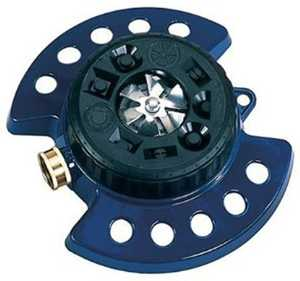 Dramm DM15025 ColorStorm Turret Lawn Sprinkler, Blue
