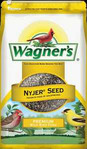WAGNER'S SPECIALTY SEED BD011X Thistle Nyger Seed 5lb