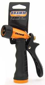 Dramm 6012722 Pistol Variable Spray Gun Orange