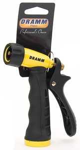 Dramm 6012723 Pistol Variable Spray Gun Yellow