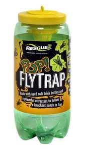 Rescue PFTR-BB4 Pop! Fly Trap Reusable